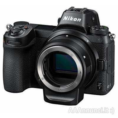 Nikon Z 7 Mirrorless Fotocamera digitale (solo corpo)