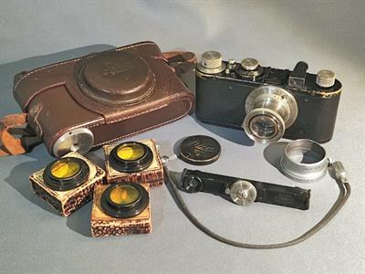 Kit Leica 1 (modello C) del 1930
