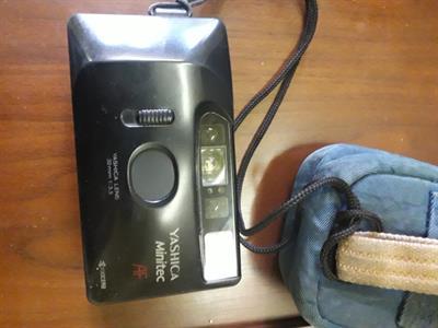 Fotocamera Yashica