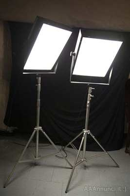 Lampada da Studio