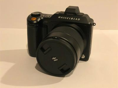 Hasselblad X1D-50c + 45mm f3.5