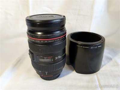 Ottica Canon EF serie L 24-70mm f 1:2,8