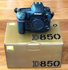 Nikon D850 Fotocamera Corpo