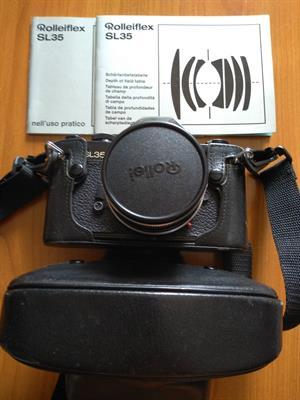 Rolleiflex SL 35