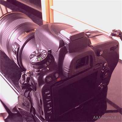 Nikon SLR D750 & AF-S300 4 PF