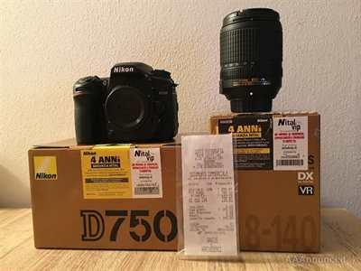 Nikon D7500 + 18-140 DX VR