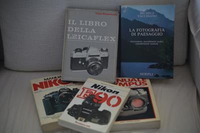 Leica Nikon libri
