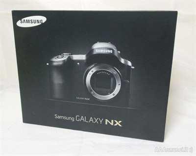 Samsung NX EK-GN120