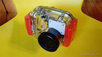 Nikon, custodia subacquea WPCP2