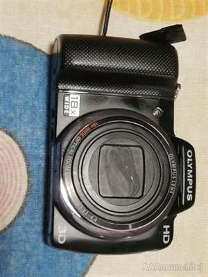 Olympus SZ-10 + 16 GB HD