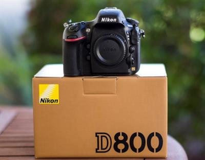 Nikon D800 (113mila scatti) - Reflex Full Frame 36Mpx