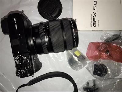 Pacchetto Fujifilm GFX 50R con extra