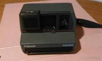 Polaroid inpulse anni 70