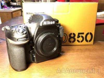 Nikon D850 DSLR Corpo macchina fotografica