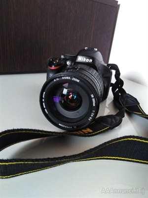 Nikon D5100 Sigma 28-300 Sigma 30mmMacro
