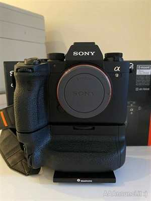Sony a9 II fotocamera full frame