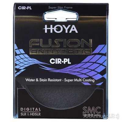 Hoya Fusion filtro polarizzatore circolare 72 mm