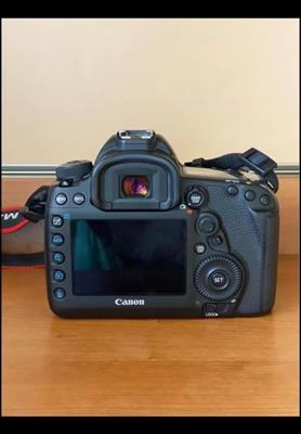 Canon 5D Mark IV +obbiettivo 24-105mm f/4L IS USM
