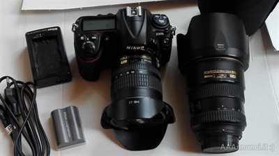 Nikon D300S + Nikkor 17-55 F2.8 + Nikkor 12-24 F4