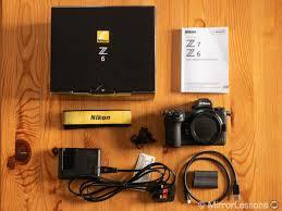 Nikon Z 6 Mirrorless Digital camera (Solo Corpo)