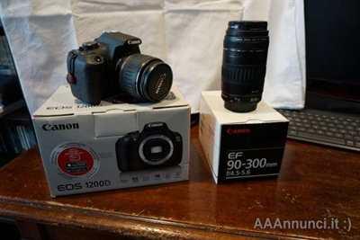 Kit fotografico Canon