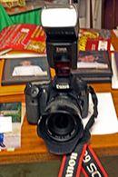 Fotocamera e flash