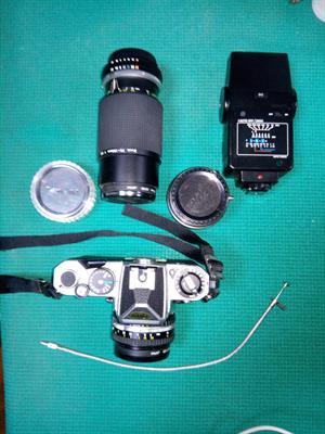 Set completo Nikon