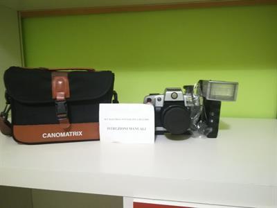 Set macchina fotografica vintage Canomatrix