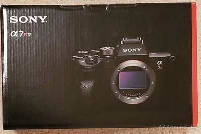 Sony Alpha A7R IV Mirrorless