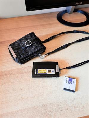 Sony DSC-T200 Fotocamera compatta 8,1 MP BUONO STATO