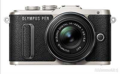 Fotocamera OLYMPUS E-PL8 14-42MM II black