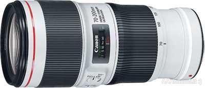 Canon EF 70-200mm f/4 L IS II USM MARK II-seconda serie