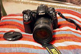 Nikon D300 con scatola